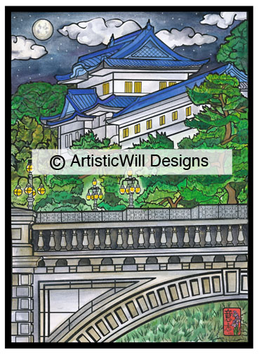 ArtisticWillDesigns,Imperial Palace